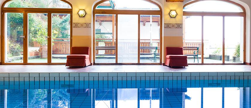 Landhotel St. Georg, Zell am See, Austria - indoor pool area.jpg